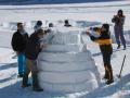 budowa iglo imprezy
